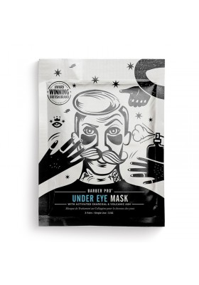 BARBER PRO UNDER EYE MASK 3X3,5G