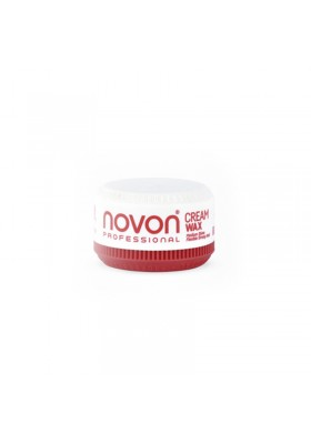 NOVON CERA EN CREMA FIJACION FUERTE Y FLEXIBLE Nº4 CREAM WAX 50ML
