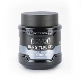 NOVON GEL PARA PEINAR EL CABELLO HAIR STYLING FUERZA COMPLETA 700ML