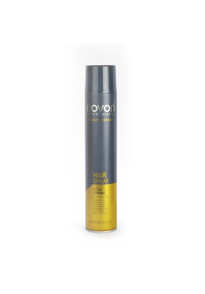 NOVON LACA EULTRA FUERTE HAIR SPRAY ULTRA STRONG Nº8 400ML
