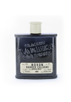 NOVON COLONIA AROMA SANDALO CLASSIC BARBER COLOGNE SANDALWOOD 185ML