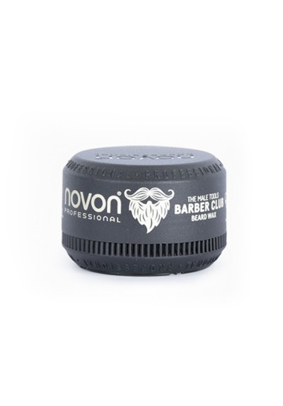 NOVON CERA PARA LA BARBA BARBER CLUB WAX 50ML