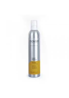 NOVON ESPUMA EXTRA FUERTE HAIR MOUSSE ULTRA STRONG Nº8 500ML
