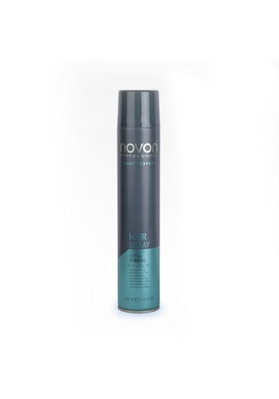 NOVON LACA EXTRA FUERTE HAIR SPRAY EXTRA STRONG Nº5 400ML