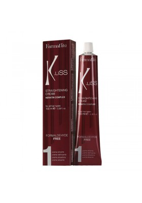 K.LISS STRAIGHTENING CREAM 100ML