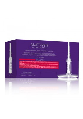 AMETHYSTE STIMULATE HAIR LOSS CONTROL INTENSIVE LOT. 12x8ml