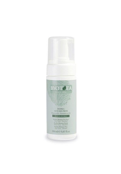 BYOTHEA MOUSSE HYDRA PIES 150ML