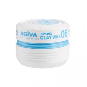 AGIVA STYLING CLAY WAX 06 SUPER HARD 175ML