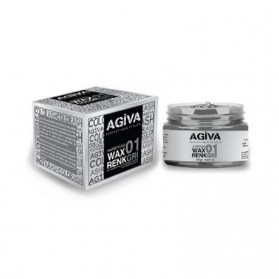 AGIVA HAIRPIGMENT WAX 01 COLOR ASH 120G