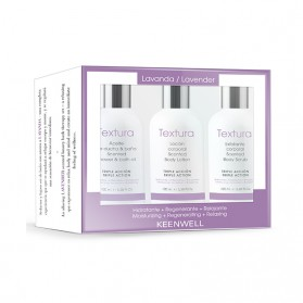 PACK TEXTURA BODY THERAPY - LAVANDA