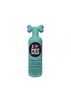 PET HEAD PUPPY FUN 475ML YUMMY ORANGE