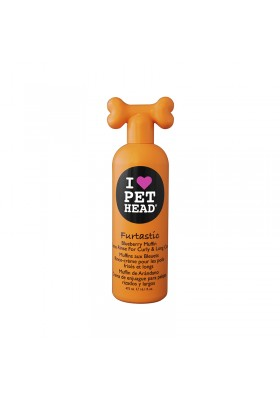 PET HEAD FURTASTIC CRÈME RINSE 475ML BLUEBERRY MUFFIN