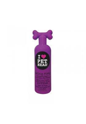 PET HEAD FEELING FLAKY 475ML STRAWBERRY YOGURT