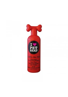 PET HEAD LIFES AN ITCH SHAMPOO 475ML WATERMELON