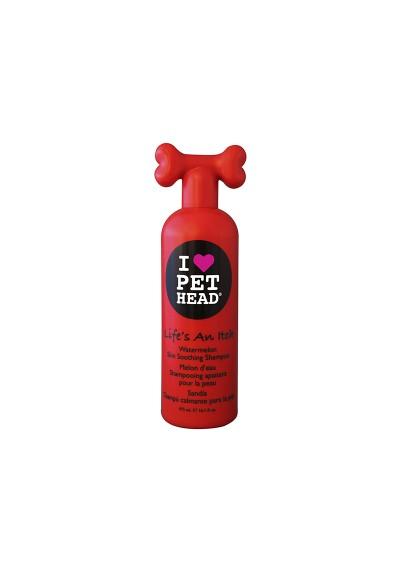 PET HEAD LIFES AN ITCH SHAMPOO 475ML WATERMELON