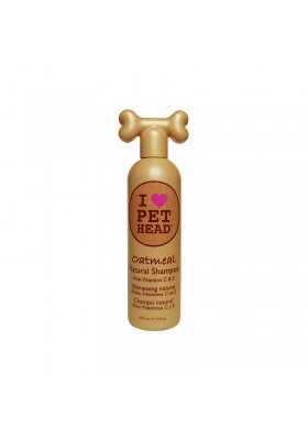 PET HEAD OATMEAL SHAMPOO 354ML NATURAL SHAMPOO