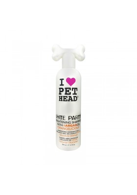 PET HEAD WHITE PARTY 354ML ORANGELICIOUS