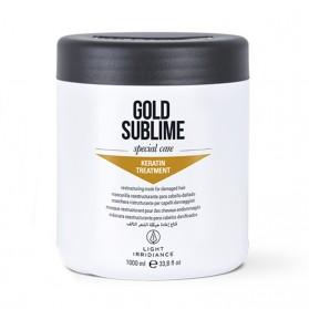 MASCARILLA REESTRUCTURANTE GOLD SUBLIME 1000ML
