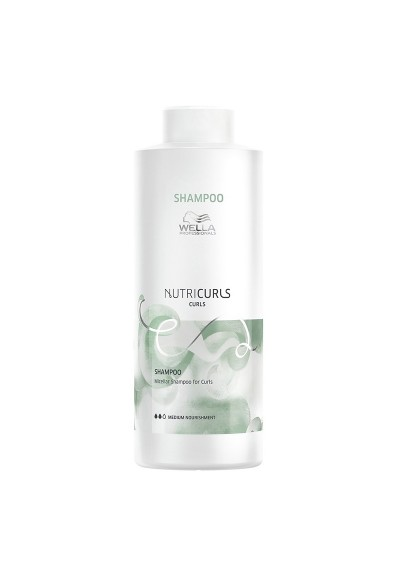 NUTRICURLS SHAMPOO CURLS 1000ML