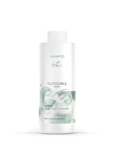 NUTRICURLS SHAMPOO WAVES 1000ML