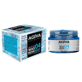 AGIVA HAIRPIGMENT WAX 04 COLOR BLUE 120G