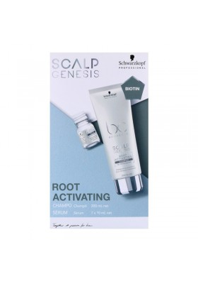 PACK SCALP GENESIS ROOT ACTIVATING (ANTICAÍDA)