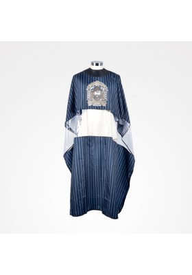 ZZ CAPA IMPERMEABLE 100% POLYESTER BLUE STRIPES VERMON