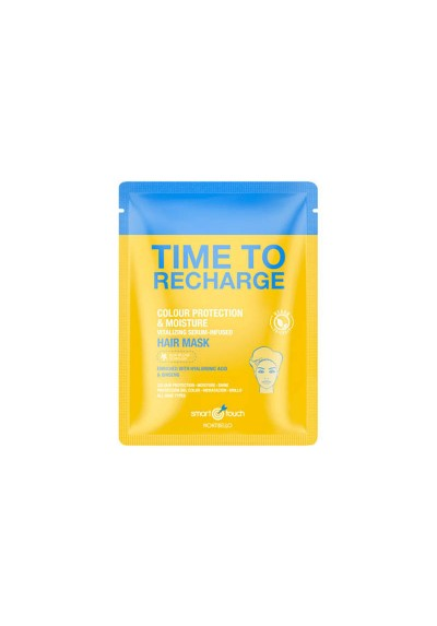 SMART TOUCH TIME TO RECHARGE MASK 1 UNIDAD