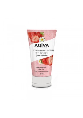 STRAWBERRY SCRUB PEELING GEL 150ML