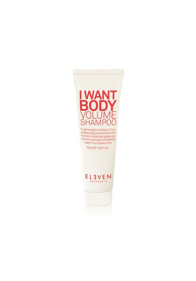 I WANT BODY VOLUME SHAMPOO 50ML
