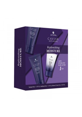 CAVIAR REPLENISHING MOISTURE CONSUMER TRIAL KIT