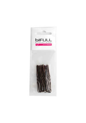 BIFULL HORQUILLA INVISIBLE BRONCE 62 mm 20 uds.