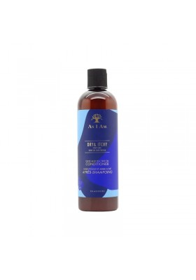 AS I AM DRY & ITCHYS SCALP CARE CONDITIONER 355ML