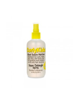 CURLY KIDS SUPER DETANGLE SPRAY 180ML
