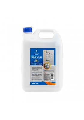 HAND & SKYN HYGIENIC LIQUID 4000ML