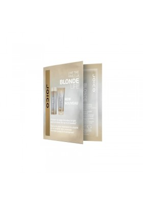 BLONDE LIFE BRIGHTENING SH & COND DUO FOIL