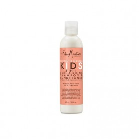 KIDS 2 IN 1 CURL & SHINE SHAMPOO & CONDITIONER 236ML