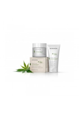 PACK CANNABI7 (CREMA RICA 50ML + MASCARA FACIAL 50ML)