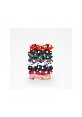 BIFULL COLETEROS COLORES HAIRBAND SATIN COLORS (PACK 8 UNIDS)