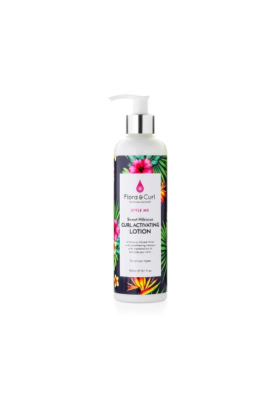 SWEET HIBISCUS CURL ACTIVATING LOTION 300ML