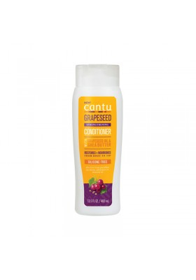 CANTU GRAPESEED STRENGTHENING CONDITIONER SULFATE FREE 400ML