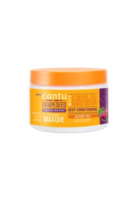 CANTU GRAPESEED STRENGTHENING DEEP TREATMENT MASQUE 340G
