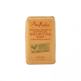 MANUKA HONEY & MAFURA OIL SHEA BUTTER SOAP 227G