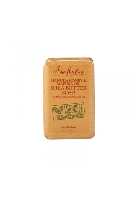 MANUKA HONEY&MAFURA OIL SHEA BUTTER SOAP 227G