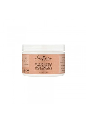 CURL & SHINE HAIR MASQUE 340G