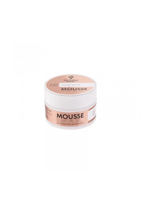 MOUSSE SCULPTURE GEL POLAR WHITE 02 50ML