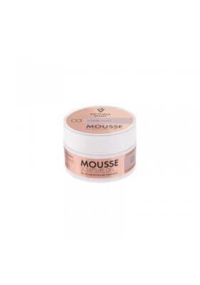 MOUSSE SCULPTURE GEL CORAL SOFT 03 50ML