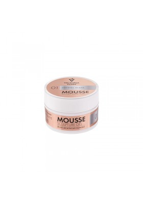 MOUSSE SCULPTURE GEL CRYSTAL GLASS 01 50ML