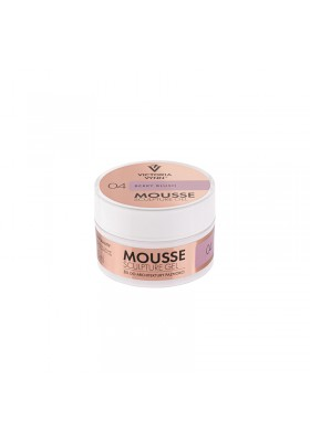 MOUSSE SCULPTURE GEL BERRY BLUSH 04 50ML