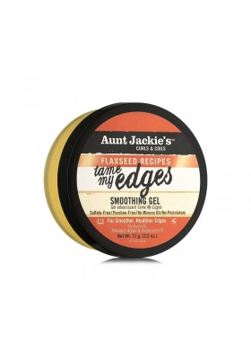 AUNT JACKIE'S FLAXSEED RECIPES TAME MY EDGES SMOOTHING GEL 71G